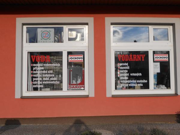Jochovo s.r.o. - VODA | TOPENÍ | PLYN - Havlíčkův Brod